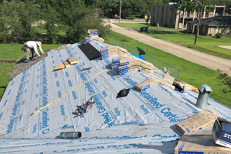 Quality Roof Job | Roofing Needs